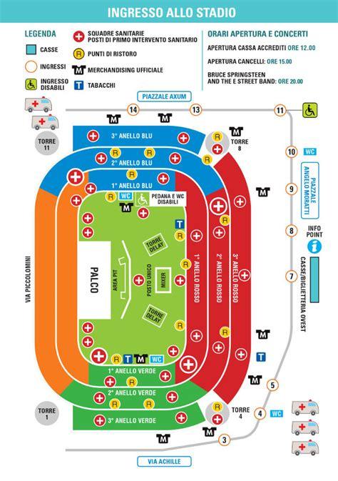 Stadio San Siro Ingresso 7 by 3 5 Luglio 2016 Stadio San Siro Bruce