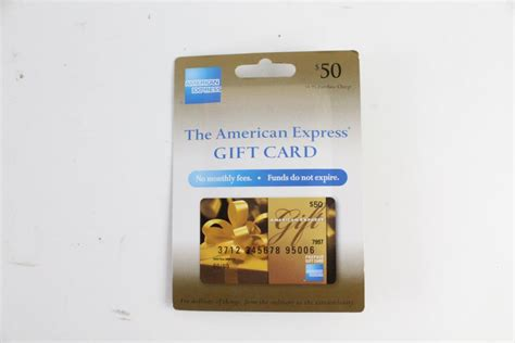 Explore gift cards and digital gift cards from a wide variety of brands and partners. American Express Gift Card, $50.00 | Property Room