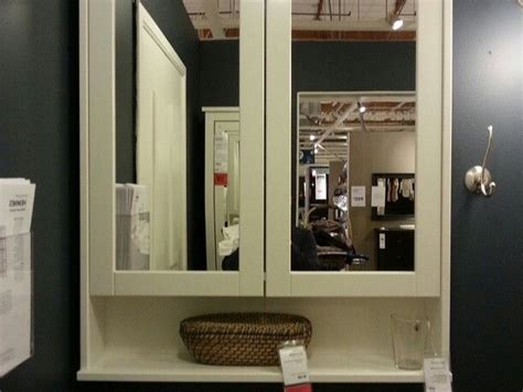 Ikea Hemnes Bathroom Mirror Cabinet Best Home Design Ideas