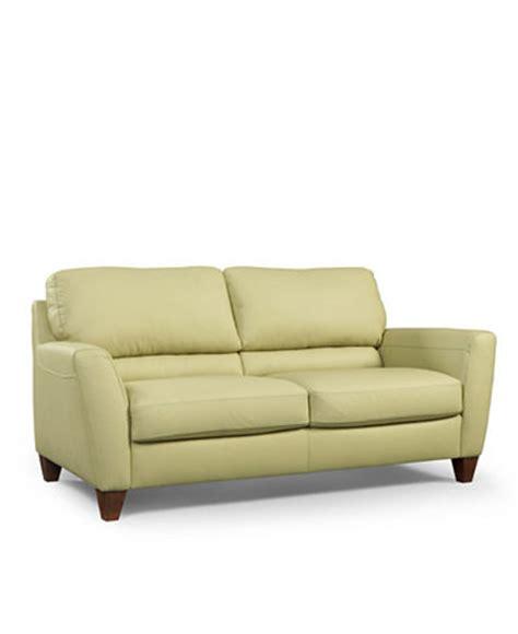 amalfi sofa for almafi leather sofa furniture macy 39 s