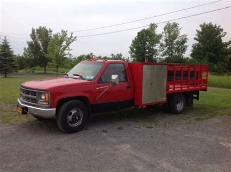 auto manual repair 1999 chevrolet 3500 parking system find used 99 chevy 3500 turbo diesel dually flatbed liftgate in chaumont new york united
