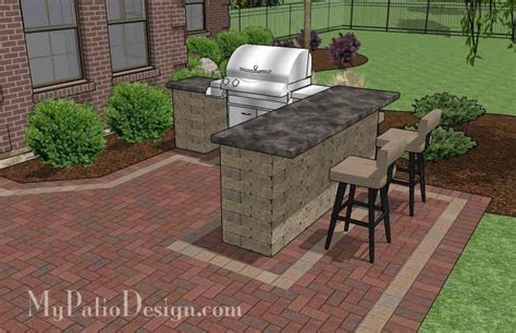 Large Brick Patio Design With Grill Station With Attached. Patio Furniture Cleaner. Brick Paver Patio Grout. Best Enclosed Patio Heater. Garden And Patio. Flagstone Look Patio. Patio Stones Nj. Concrete Patio Kyle Tx. Slate Covered Patio
