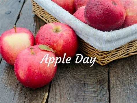 apple day celebrated