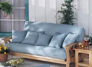 Futon mattress covers queen size bm furnititure for Sofa bed mattress cover queen
