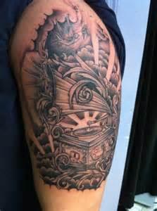 Storm Cloud Tattoo Designs