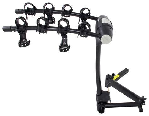 bike rack for hitch thule vertex swing 4 bike rack 2 quot hitches swinging
