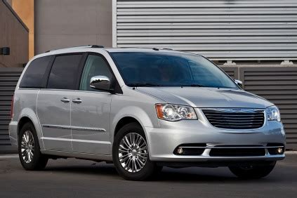 chrysler town  country review research