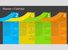 Calendar Planner – Editable PowerPoint Template