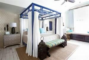 decoration marocaine un style somptueux et colore With tapis oriental avec canapé lit japonais