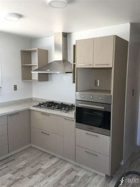 muebles de cocina en melamina de mm cubierta en granito