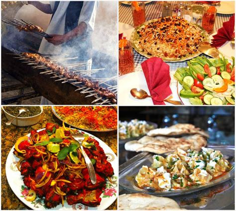 hottes cuisines afghan cuisine