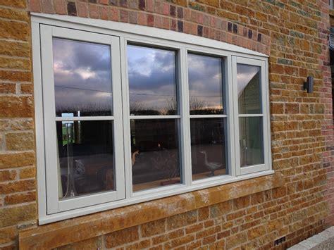 bespoke wooden flush casement windows uktimber hardwood oak