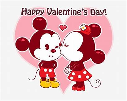 Mickey Minnie Valentines Clipart Valentine Mouse Happy