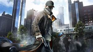 watch, dogs, aiden, pearce, wallpapers