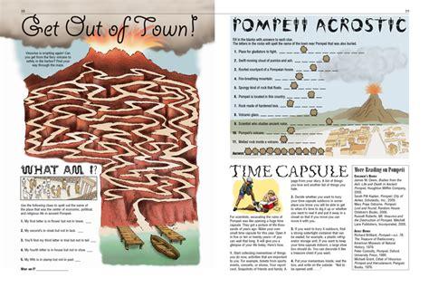 pompeii kids discover