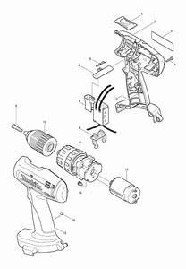 Buy Makita 8390d Replacement Tool Parts