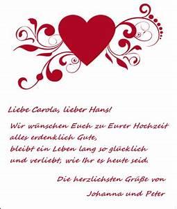 Karte Zur Hochzeit : vorlagen f r gl ckw nsche in der hochzeitskarte ~ A.2002-acura-tl-radio.info Haus und Dekorationen