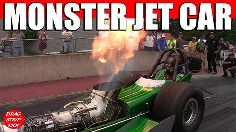 2015 Nostalgia Classic Jet Car Drag Racing Video