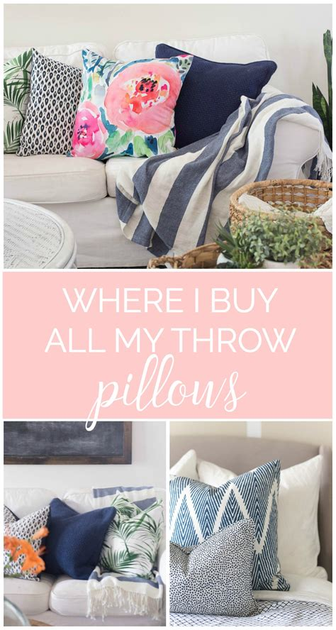 where to buy sofa pillows where to buy throw pillows
