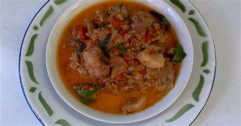 sambal tumpang tempe  resep cookpad