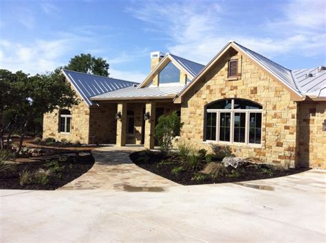 hill country traditional exterior by gj