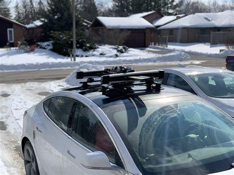 Get Tesla Model 3 Roof Rack Thule Gif