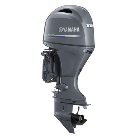 yamaha f100fetl 100hp shaft outboard