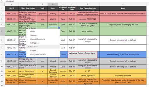 issue tracker template shatterlioninfo