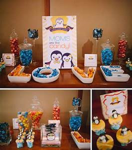 penguin baby shower decorations - 28 images - winter