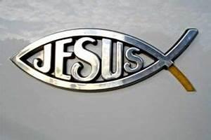 Fish symbols and generosity » GaryCombs.org