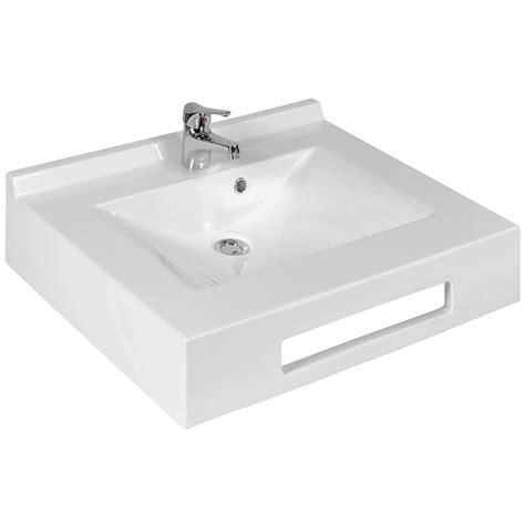 cuisine vasque suspendu pour salle de bain evier salle de bain bouch 233 evier salle de bain ikea