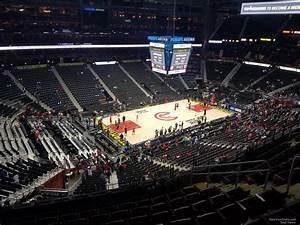 Diagram Of Philips Arena