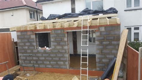 house extension romania build in harrow