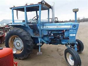 Ford 7000 Tractor Salvaged For Used Parts  Call 877