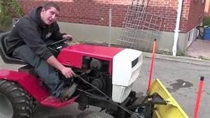 Roper Tractor