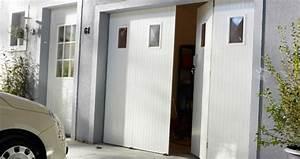 Porte De Garage Pliante À La Française 4 Vantaux : des portes de garage pour tous les budgets bienchoisir conseils travaux questions travaux ~ Nature-et-papiers.com Idées de Décoration