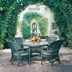 lane venture wicker outdoor furniture garden cottage