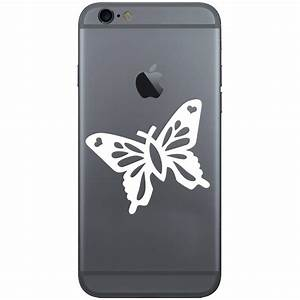 christian butterfly silhouette 2quot vinyl sticker cell phone With kitchen colors with white cabinets with cell phone wallet sticker
