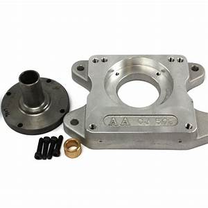 712510   Chevy V8 To Jeep T15 Transmission Adapter Kit