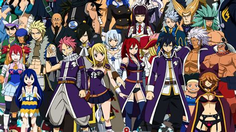 fairy tail manga wallpapers desktop  wallpapers hd