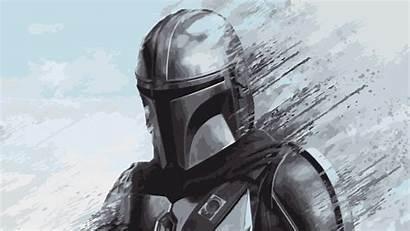 Mandalorian Wallpapers 4k Cool Desktop Helmet Backgrounds