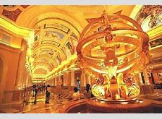 Hotel Lobby Picture of The Venetian Macao Resort Hotel