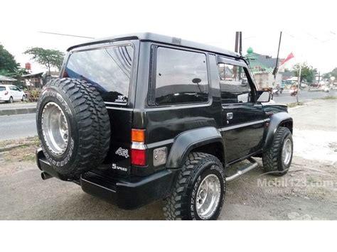 jual mobil daihatsu taft 1997 gt 2 8 di dki jakarta manual suv hitam rp 100 000 000 4144641