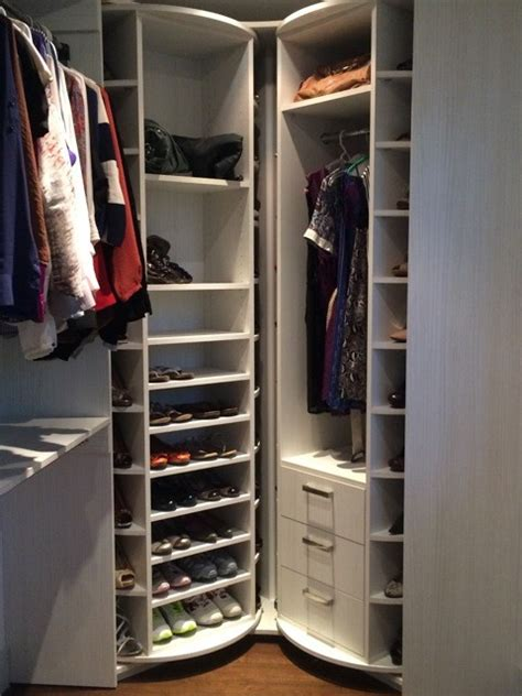 revolving shoe rack the revolving closet organizer a must in every