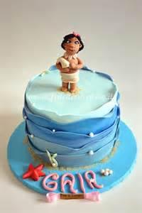marine cake topper torta oceania disney vaiana fate di zucchero cake