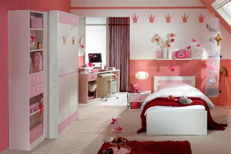 Girls Pink Bedroom Furniture