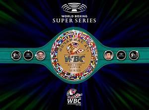 Wbc Provides Diamond Belts For World Boxing Super Series