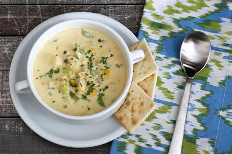 creamy tuna corn chowder recipe