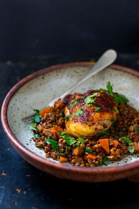 cuisine berbere berbere chicken with lentils recipe easy a