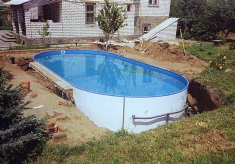 construire sa piscine ext 233 rieure en 10 photos explicatives